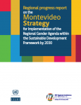 Regional progress report on the Montevideo Strategy for implementation of the Regional Gender Agenda within the sustainable development framework by 20- cover30