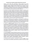 Portada Declaración de las Juventudes Feministas Latinoamericanas y del Caribe